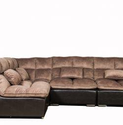 Καναπές εξωτικό luxe cougar