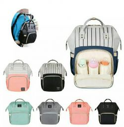 Mommy Backpack Bag with USB