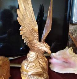 Figurine Eagle of the USSR