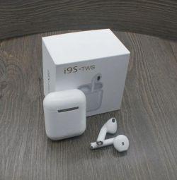 Беспроводные наушники AirPods Hi-Fi/I9