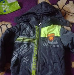 Jacket for 5-7 years (length 52cm)