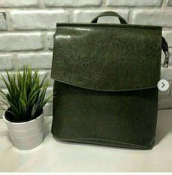 Yeni sırt çantası - transformatör