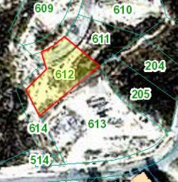 Plot rezidential in Agios Tychonas zona turistica Li
