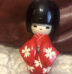 Japon ahşap oyuncak