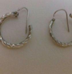 Earrings-silver