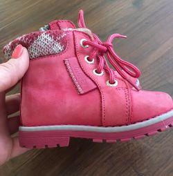 Μπότες του ντεμι. P 20/13 cm