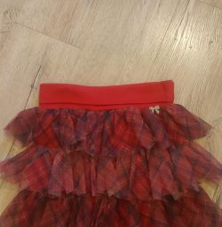Play today skirt. New. Size 122.