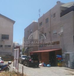 Building Mixed Use Development in Agia Zoni Limass