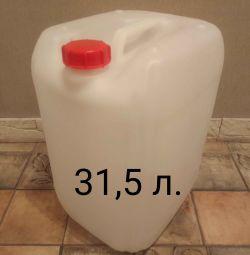 Канистра пластиковая 30 л.