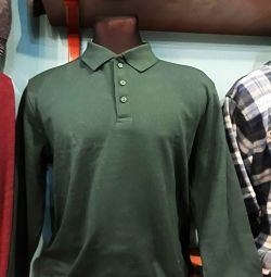 Men's Long Sleeve Polos