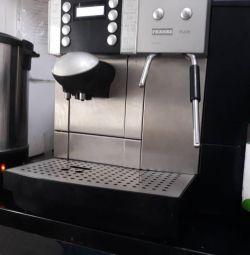 Επαγγελματική αυτόματη μηχανή καφέ