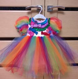 платье конфетка р.92