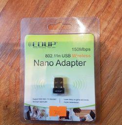 Adaptor WI-FI de 150 mbps
