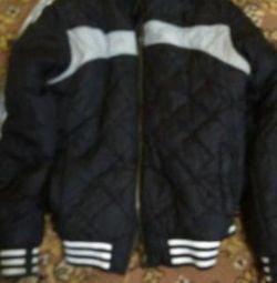 various jackets, down jackets