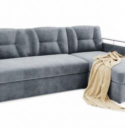 Γωνιακός καναπές Monroe