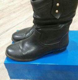 Boots (fall-spring) 36 size