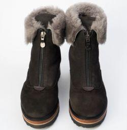 Χειμερινά μπότες κανα.