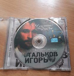 Disk Igor Talkov