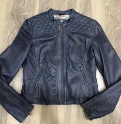 Σακάκι Esprit νέο, πρωτότυπο, γνήσιο δέρμα