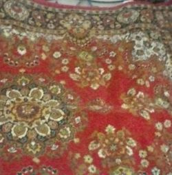 Covorul folosit