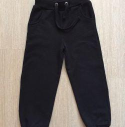 Yeni erkek pantolonlar
