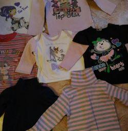 Bluze pentru fată