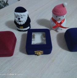 Κουτιά δώρων για κοσμήματα