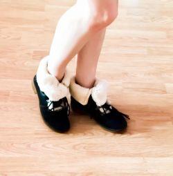 Demi εποχιακά παπούτσια, 35