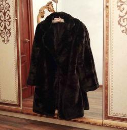 Coat - fur coat