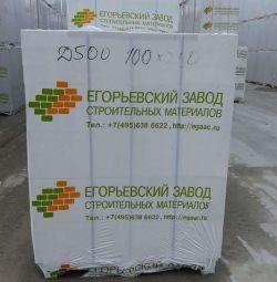 Купить блоки мкси ютонг бонолит Егорьевск