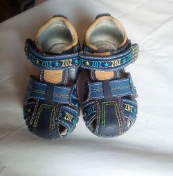 Sandals of the company