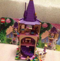 Лего-замок принцессы Рапунцель