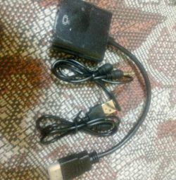 Adaptor HDMI la VGA