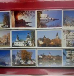 Souvenir set of matches