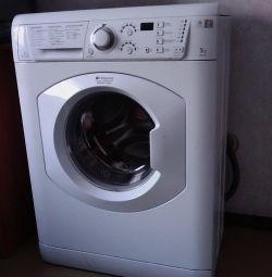 Πλυντήριο Hotpoint Ariston