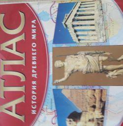 Atlas și cont. card