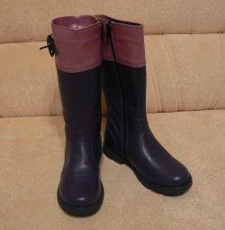 Нові зимові чоботи Elegami, р. 32