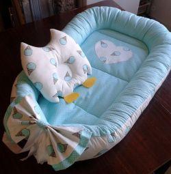 Φωλιά (κουκούλι) για ένα νεογέννητο
