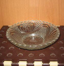 Candy bowl vase USSR
