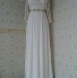 Dress, evening or wedding 46-48-50