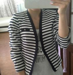 H & M Jacket French New xs-s
