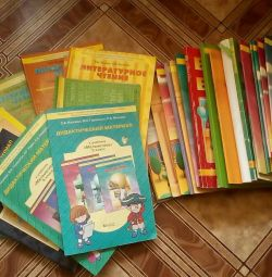 Textbooks of the 1-st class, program 2100.