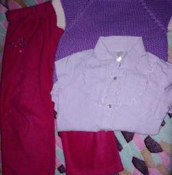 Παιδικά ρούχα για 4 χρόνια