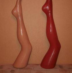 bacak mankenler