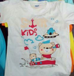 Νέα μπλουζάκια