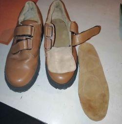 Ορθοπεδικά μπότες αστράγαλο