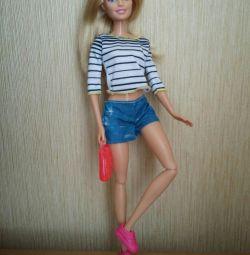 новая кукла barbie