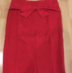 Новая юбка L