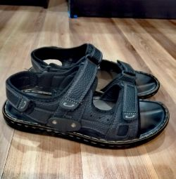 Sandals for a teenager