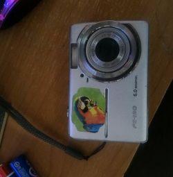 @ Digital camera Olympus fe-190 is 3x HD 6.0mp